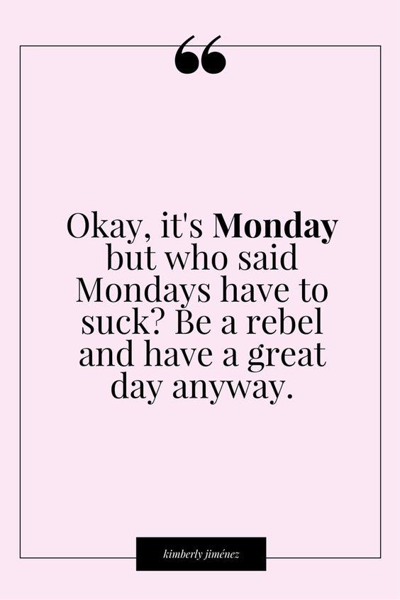 Monday Moans (2)