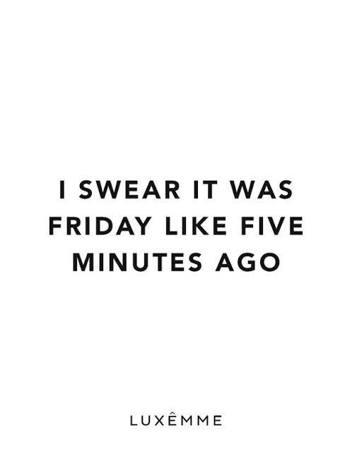 Monday Moans