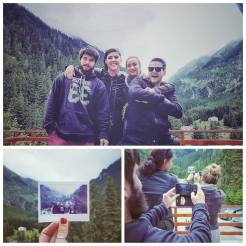 Chain of Photos